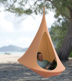 Chill Out In Your Own Private Cocoon And Hang In The Trees | Cool Feed.me - Cool Stuff To Buy And Drool Over
