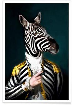 Zebra Kunst, Zebra Art, Costume Chien, Art Prints Online, Photo Images, Affordable Wall Art, Kunst Poster, Tier Fotos, Human Art