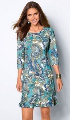 Anti-aging fashion: May spring be welcomed! - Marli Silva - - Anti-aging fashion: May spring be welcomed! Best Prom Dresses, Cute Dresses, Beautiful Dresses, Casual Dresses, Short Dresses, Casual Outfits, Fashion Dresses, Summer Dresses, Women's Casual