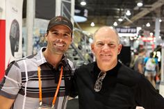 Bobkie and Chris at Interbike