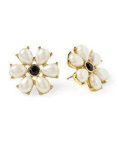 Kate Spade New York Lady Antoinette Stud Earring