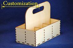 Stapelbare Binder Dokument Feld Torwart von projectCNC auf Etsy(original template created with http://boxdesigner.frag-den-spatz.de)