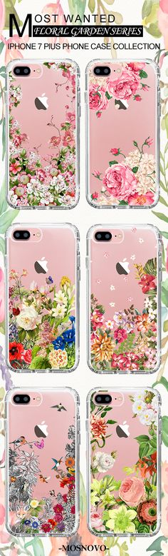 "Mosnovo Floral Garden Series iPhone 7 Plus Cases Collection☞ <a href=""http://amzn.to/2dEKu84"" rel=""nofollow"" target=""_blank"">amzn.to/2dEKu84</a> <a class=""pintag searchlink"" data-query=""%23Mosnovo"" data-type=""hashtag"" href=""/search/?q=%23Mosnovo&rs=hashtag"" rel=""nofollow"" title=""#Mosnovo search Pinterest"">#Mosnovo</a>"