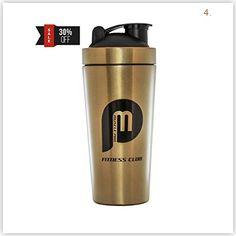 Stainless Steel Shaker Bottle Gold | Sports $0 - $100 0 - 100 Best Gold Bottle Canada Gold Rs.1600 - Rs.1800 Shaker Stainless Steel