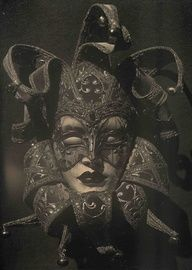 masks pinned with Bazaart