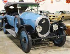 1920 Apperson Jack Rabbit V8 Phaeton.