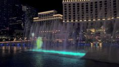Bellagio Fountain LVCVA   WeChat show at Las Vegas  video published and ...