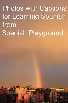 A collection of photos from Spanish-speaking countries with captions for kids learning Spanish https://www.facebook.com/media/set/?set=a.273640792690416.87553.110150209039476&type=3