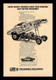 Monogram Models, 1971