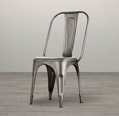Remy Side Chair, $100 currently on sale, normally $140, gunmetal color, also consider chrome