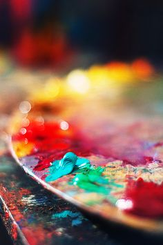 pariahs-muse:    vivid colours by ~BubbleguN-oo