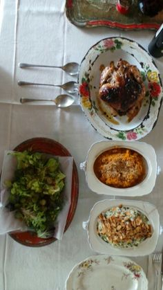 Sunday lunch on Cullinan Farm Tacos, Sunday, Lunch, Ethnic Recipes, Food, Domingo, Meal, Eat Lunch, Essen