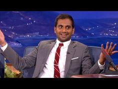 Aziz Ansari from Parks and Rec~ TREAT YOURSELF--LOL