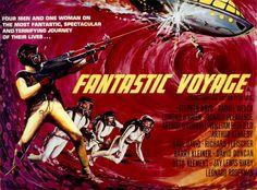 Fantastic Voyage (1966) poster