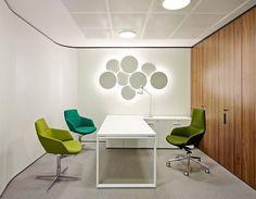 Galería - Oficinas Corporativas para el grupo Inaugure Hospitality / YLAB Arquitectos - 5