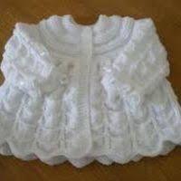 "diy_crafts- hand knitted matinee jacket in double knitting image illustrates . ""Hand knitted matinee jacket For Sale, Hand knitted matinee jack Free Newborn Knitting Patterns, Baby Cardigan Knitting Pattern Free, Love Knitting, Knitted Baby Cardigan, Knit Baby Sweaters, Knitted Baby Clothes, Baby Hats Knitting, Baby Patterns, Double Knitting"