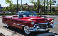 1955 Cadillac Series 62 Convertible ★。☆。JpM ENTERTAINMENT ☆。★。