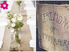 decorações rusticas para casamento - Pesquisa Google