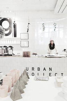 Urban collection via SMÄM