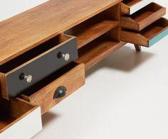Mango houten TV meubel van LaForma - EYEspired