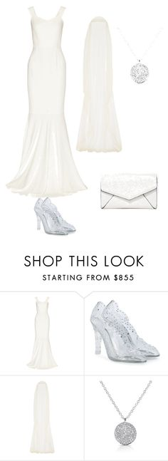 """wedding day"" by suz-anne-2006 on Polyvore featuring Roland Mouret, Dolce&Gabbana, Rime Arodaky, Anne Sisteron and LULUS"
