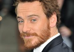 My favorite Ginger, Michael Fassbender Ginger Men, Ginger Beard, Jane Eyre, Hot Actors, Actors & Actresses, Falling In Love With Him, Hubba Hubba, Mamma Mia, White Boys
