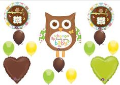 Whoo Loves You Baby Shower NEUTRAL Balloons Decorations Supplies by Anagram, http://www.amazon.com/dp/B007ADJ8AI/ref=cm_sw_r_pi_dp_K1Derb04NCZ0T