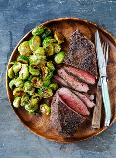 COWBOY STEAKS 'N SPROUTS