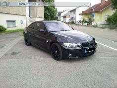 325iA Coupe : black is beautiful! - 3er BMW - E90 / E91 / E92 / E93