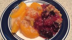 My Own Meal Plan : Goodie! (Oven Cobbler)