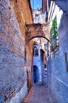 Blue all over Morocco  - Maroc Désert Expérience http://www.marocdesertexperience.com