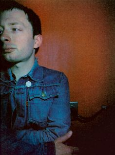 Thom Yorke - #Radiohead -  Japan, 1997 Snoozer Magazine - By Naka