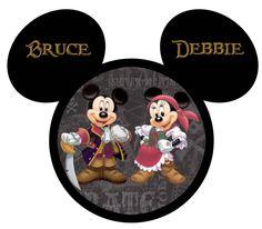 1701 bruce debbie pirate m and m mh
