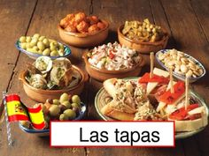 This powerpoint is a 2-for one deal in that there are 16 slides in Spanish and then 16 of the same slides in English. This way, you can choose whether you want to present it in Spanish or English. This powerpoint teaches the history and concept of Tapas.
