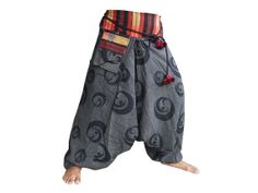 Aladdin Pants / Harem Pants / Baggy Pants / Genie by maleewan, $24.99 Festival Clothing, Festival Outfits, Genie Pants, Aladdin Pants, Harem Pants, Pajama Pants, Woven Fabric, One Size Fits All, Things To Sell