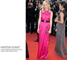 Pink !  #BirksGlamCannes