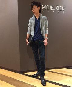 ミッシェルクランオムのコーディネート ファッション通販マルイウェブチャネル [No.2015072500013874]
