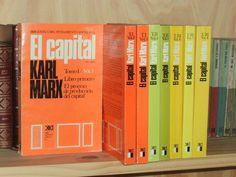 el capital marx tomo 1 - vol 1, 2, 3.