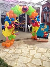 Resultado de imagen para decoraciones plaza sesamo
