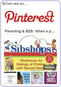 Click here for OREDS Parenting & EDS: When a parent or sibling is sick with Ehlers-Danlos Syndrome