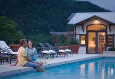 Most Relaxing Resorts in the US says CBS Los Angeles... I agree! @Lake Austin Spa Resort
