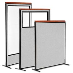 Office Partition Panels | Reception Stations Freestanding Room Divider,  Office Plan, Home Office,