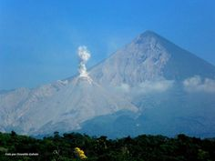 Volcano Santiaguito and San Maria - Photo by O Enrique Galvan Gonzales l Only the best of Guatemala