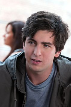 "Nicholas Braun, the fact that he is 6'4"" is attractive by its self."