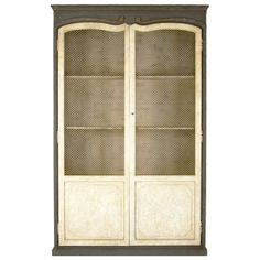 I pinned this Alexander Cabinet from the Cottage Chic event at Joss and Main!
