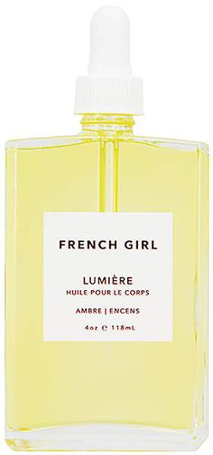 French Girl Organics Lumiere Body Oil