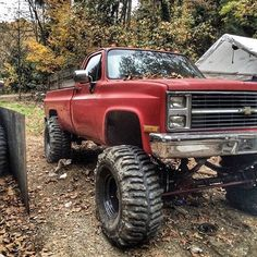 "k5willy: "" #squarebody #lifted #chevy """