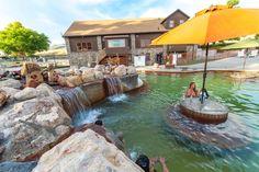 Crystal Hot Springs - Salt Lake City, UT
