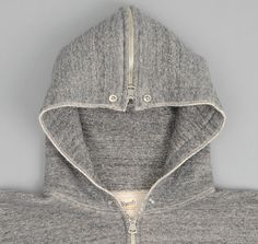 Phigvel Zip Hooded Sweatshirt