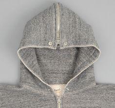 Phigvel Zip Hooded Sweatshirt